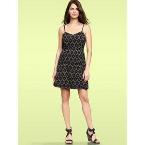 NWT GAP Ikat Sweetheart Dress XL
